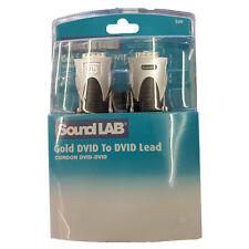 SoundLab Gold DVID to DVID Lead | 5m