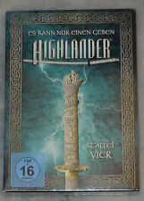 Highlander - Season Series 4 Four Complete DVD Box Set Limited Edition Region 2