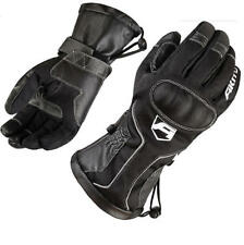 AKITO STATION  GLOVES THERMAL WATERPEROOF BLACK MOTORCYCLE