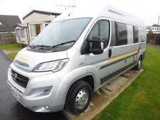 Under 7' Campers, Caravans & Motorhomes 2 Sleeping Capacity with Back Seat Safety Belts