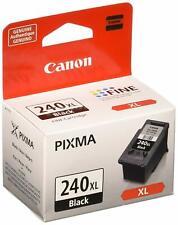 Canon Genuine Pixma PG-240XL 240 XL Black High-Yield Ink Cartridge in RETAIL BOX
