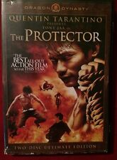 The Protector (DVD,2007, 2-Disc Set, Ultimate Ed; Widescreen) Quentin Tarantino
