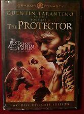 The Protector (DVD,2007, 2-Disc Set, Ultimate Ed; Widescreen) Quentin Tarantino