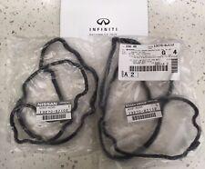 NEW OEM INFINITI Valve Cover Gasket Set of 2 132708J102 132708J112 G35 FX35 350Z