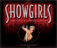 Showgirls DVD 1995 VIP LIMITED EDITION BOX SET NEW SEALED RARE