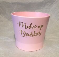Beautiful Make up Brush Holder Pot Organiser