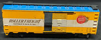 Athearn: ROLLER FREIGHT TIMKEN RBX.88 BoxCar YELLOW HO Vintage