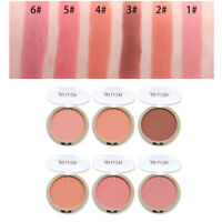 6 Colors Face Makeup Cheek Blush Powder Matte Blusher Pressed Foundation Palette