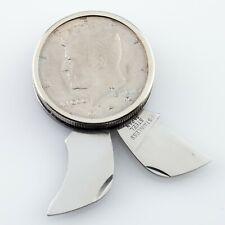 Kennedy Half Dollar Pocket Knife w/ Box and Case