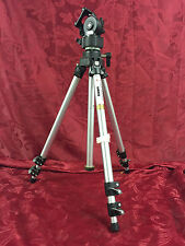 Bogen Manfrotto 3021 camera/video/photo professional-grade tripod