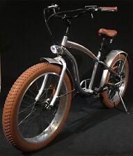 Retro E-Bike Fatbike Elektrofahrrad Pedelec