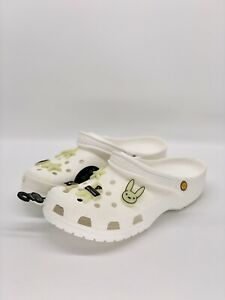 Crocs Bad Bunny Classic Clog [Size 6, 7, 8, 9, 10, 11, 12]  **IN HAND**