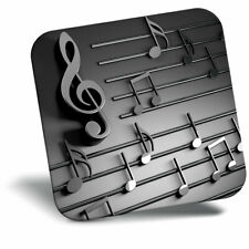 Awesome Fridge Magnet - 3D Musical Notes Music Teacher Student Cool Gift #14851