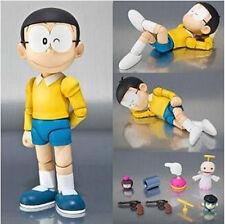 "S.H.Figuarts Doraemon Nobi Nobita 4""/10cm PVC Figure Anime Toy Gift New Bandai"