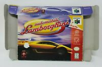 Automobili Lamborghini - Nintendo 64 N64 BOX ONLY