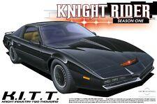 Aoshima 1:24 Scale KNIGHT RIDER K.I.T.T. Season 1 Plastic Model Kit #432