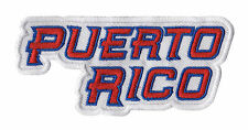 PUERTO RICO Bikers Embroidered Patch-000622