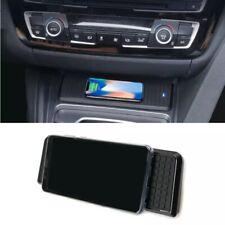 Wireless Car Phone Charger BMW F20 F30 F31 F32 F33 F34 iPhone Samsung 3 4 Series