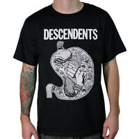 DESCENDENTS I Like Food T SHIRT S-M-L-XL-2XL New Official Kings Road Merchandise