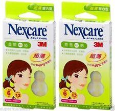 3m Nexcare Acne Care Dressing Pimple Stickers 18pcs * 2 Pack