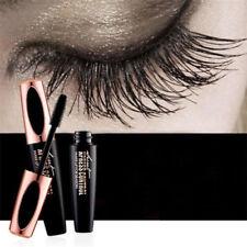Waterproof 4d Silk Fiber Lash Mascara Eyelashes Cream Long Extension Women Girls