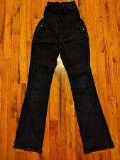 Indigo Blue Maternity Bootcut Jeans, Size XS