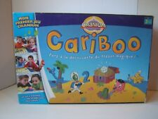 Cranium Cariboo French Francais Childrens Educational Board Game