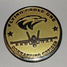 Flying Eagle One / Commanding Officer ~ VFA-122 / AD-4/A-7/FA-18E/F ~ Chan. Coin