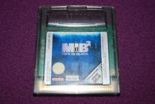 MEN IN BLACK MIB 2 SERIES - Tiertex/Ubisoft - Plate-Forme Game Boy Color GBC EUR