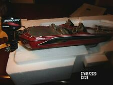 Comanche 2000 Ranger Danbury Mint-  Diecast boat and trailer with original box