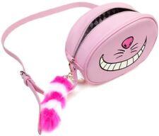 Disney Alice in Wonderland Handbag - Cheshire Cat Official New