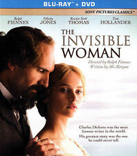 THE INVISIBLE WOMAN (Blu-ray+DVD 2013) Brand New