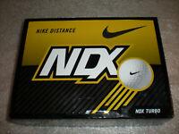 New Nike Distance NDX Turbo Nike Golf Balls 12 Total