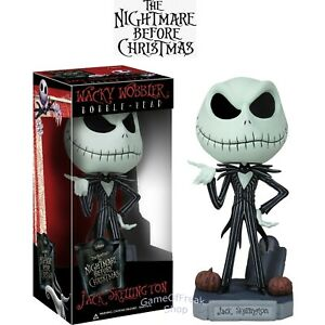 FIGURA JACK SKELLINGTON Nightmare Before Christmas 16cm Figurine