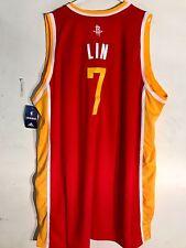 Adidas Swingman NBA Jersey Houston Rockets Jeremy Lin Red sz 3X