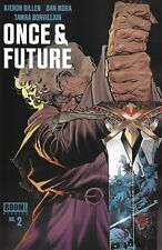 Once and Future Comic Issue 2 Cover A First Print 2019 Kieron Gillen Dan Mora