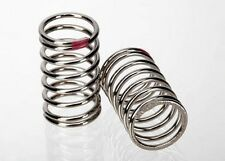 Traxxas 1/16 Grave Digger Nickel Shock Spring 2.77/Pink (2) TRA7244A