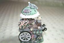 Ivy & Innocence Blossom's Flower Cart