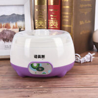 220V Mini Stainless Steel Automatic Delicious Yogurt Maker DIY Container ze
