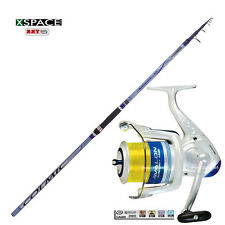 4990267 Kit 3 Antitangle in Metallo x Terminali Pesca Surfcasting 10 Cm mar FEU