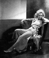 8x10 Print Miriam Hopkins Beautiful Seated Portrait 1931 #MH2
