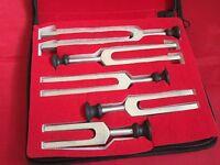 5 x REGOLAZIONE FORCELLE SET ENT MEDICO DIAGONOSTIC set