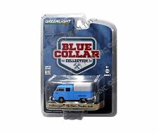 GREENLIGHT 1/64 1976 VOLKSWAGEN TYPE 2 CREW CAB PICK-UP WITH CANOPY 35060-F