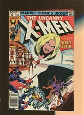 X-Men 131 VG/FN 5.0 * 1 Book * Death of White Queen,Emma Frost! Marvel