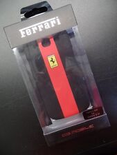 Ferrari Samsung Galaxy S3 CG MOBILE for S3 Black & Red Hard Case Cover