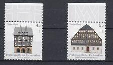 Germania/Germany 2011 Architettura 2693-94 Mnh