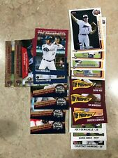 19 White Sox Minor League Prospect cards Yoan Moncada, Trayce Thompson, SEE LIST