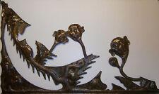 """DAMBALLA & ESCORTES - """"Sculpture en métal"""" - Artisanat d'Ha��ti - 63 X 38 CM"""