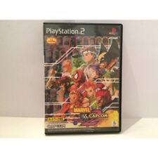 Marvel VS Capcom 2 Sony Playstation 2 PS2 Jap