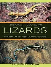 Lizards: Windows to the Evolution of Diversity (Organisms and Environments)
